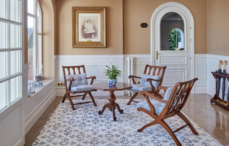 Home barcelona rugs - Hotel casa vilella ...